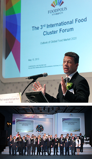 The 3rd International Food Cluster Forum image2